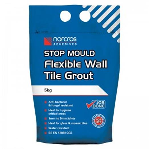 Green Anti mould grout Wall or floor tiles Flexible Water resistant