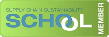 Supply Chain Sustainability (SCS) School logo
