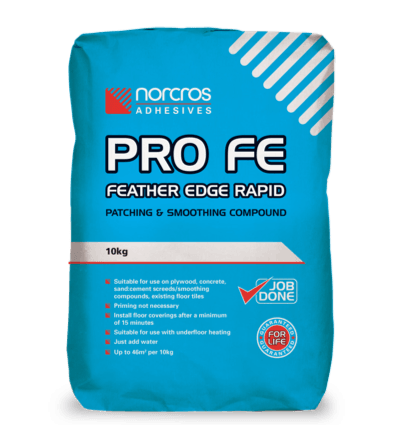 Pro Fe Feather Edge Rapid Patching and Smoothing Compound