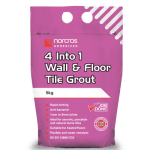 4 into 1 Wall and Floor Tile Grout