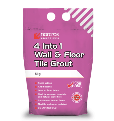 Tiling to floating chipboard floors - Norcros Adhesives