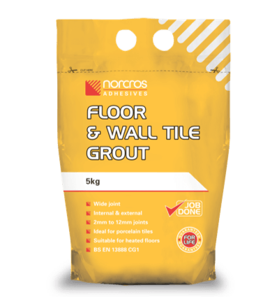 Floor and Wall Tile grout