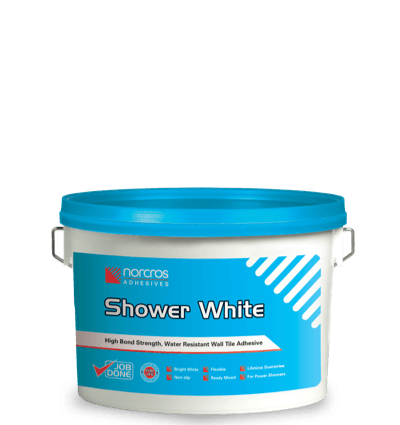 Shower White
