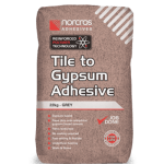 Tile to Gypsum Adhesive