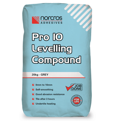 Pro 10 Levelling Compound - Grey