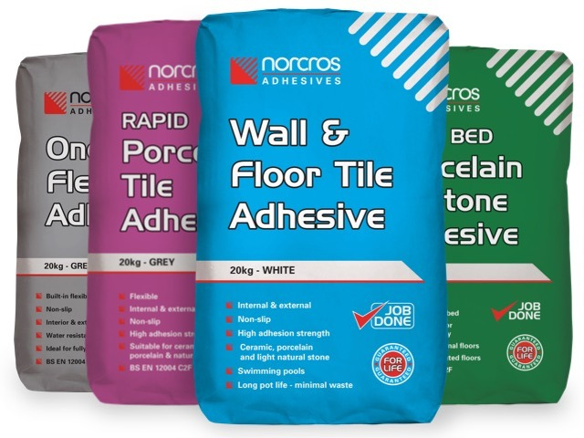 Tile Adhesive Products