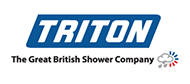 Triton logo - The Great British Shower Company
