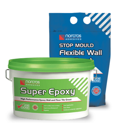 Mould Free Grout
